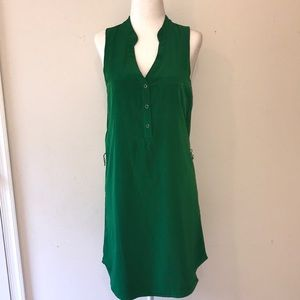 Express Green Dress - Size Small
